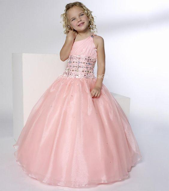 Robe mariage pour petite fille tenue cortège enfant pas cher Prix  \u20ac72,99