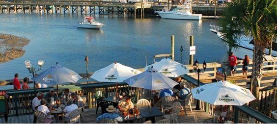 Top Waterfront Restaurants Around Myrtle Beach - Myrtle Beach Blog - Myrtle Beach, SC - May 01, 2013