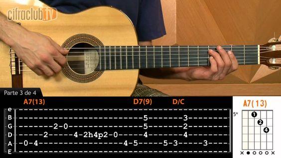 Carinhoso - Pixinguinha e João de Barro (aula de violão)