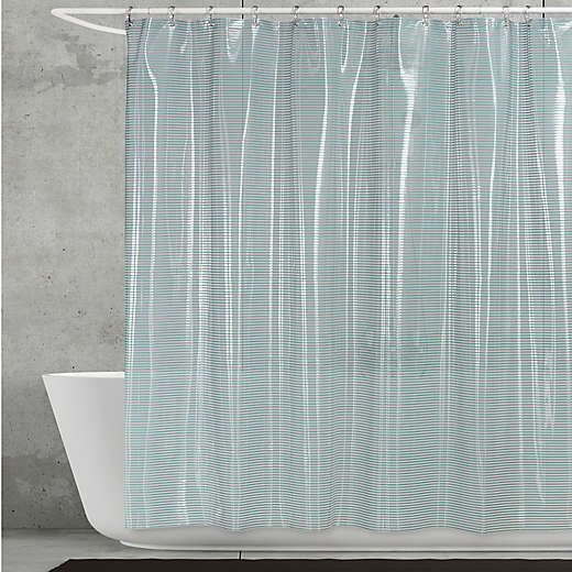 Creative Bath Linea Shower Curtain Shower Curtain Shower