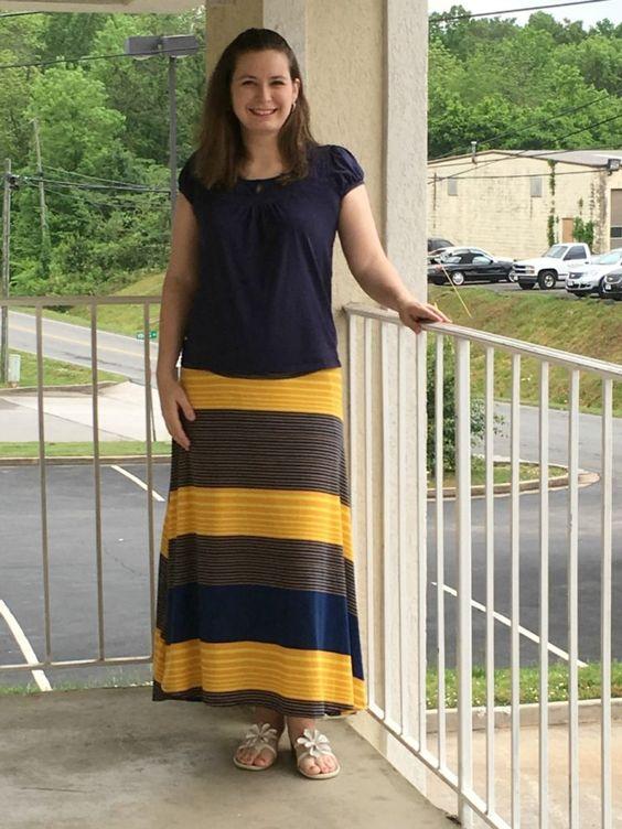 lularoe maxi skirt traveling modest fashion what