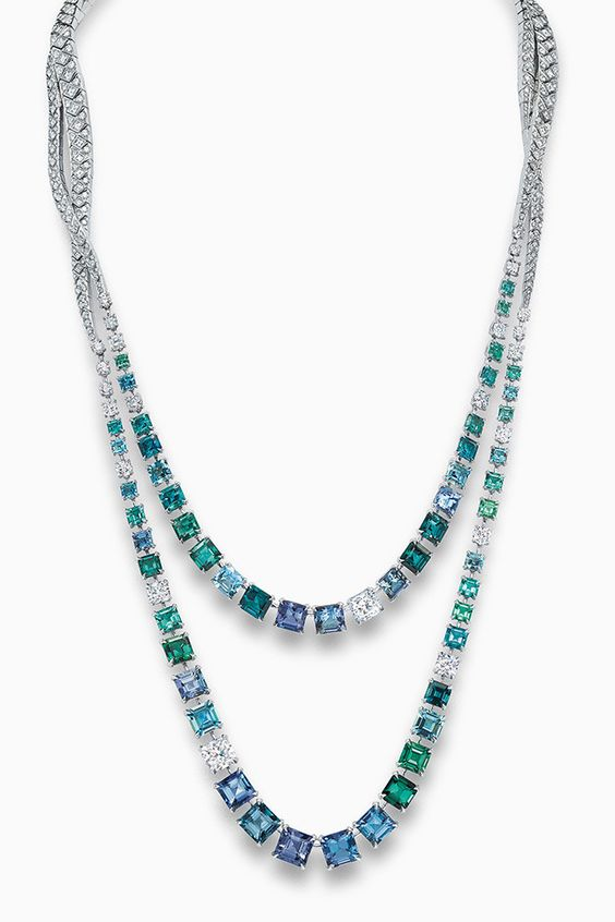 Tiffany and Co. Blue Book 2016 | VOGUE