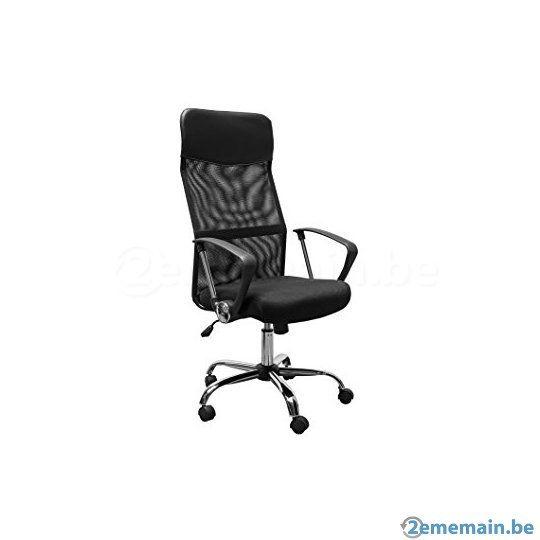 Chaise Bureau Chaise Bureau Destockage A Vendre 2ememainbe Chair Office Chair Home Decor