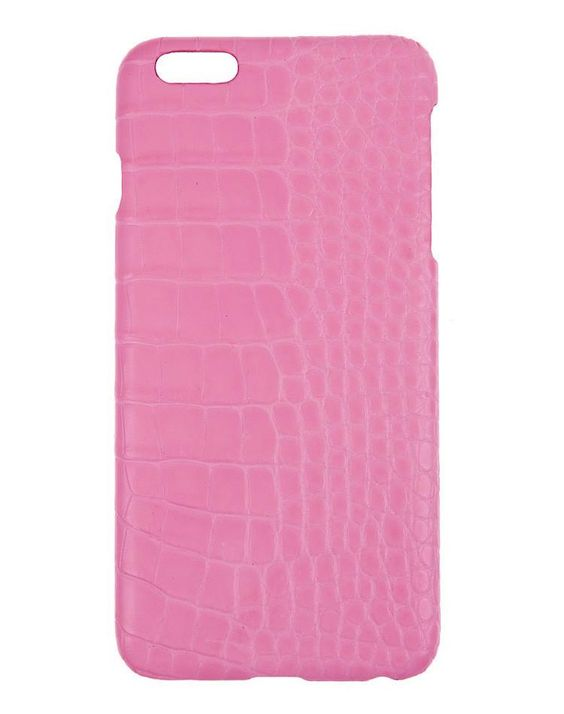 iPhone 6S/6 Case Alligator Pink