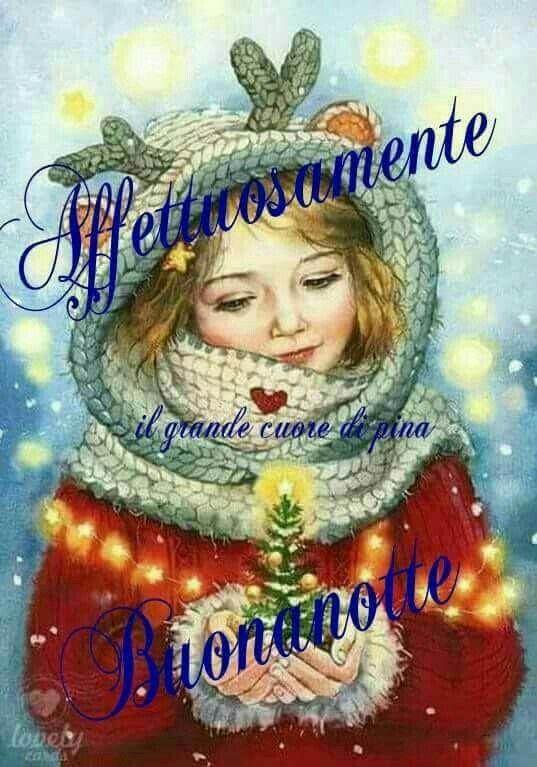 Buonanotte Inverno Dicembre Buonanotte Immagini E Auguri Di