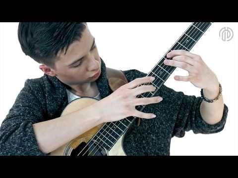 Paganini S Caprice 24 On Solo Acoustic Guitar Marcin Patrzalek Youtube Musica