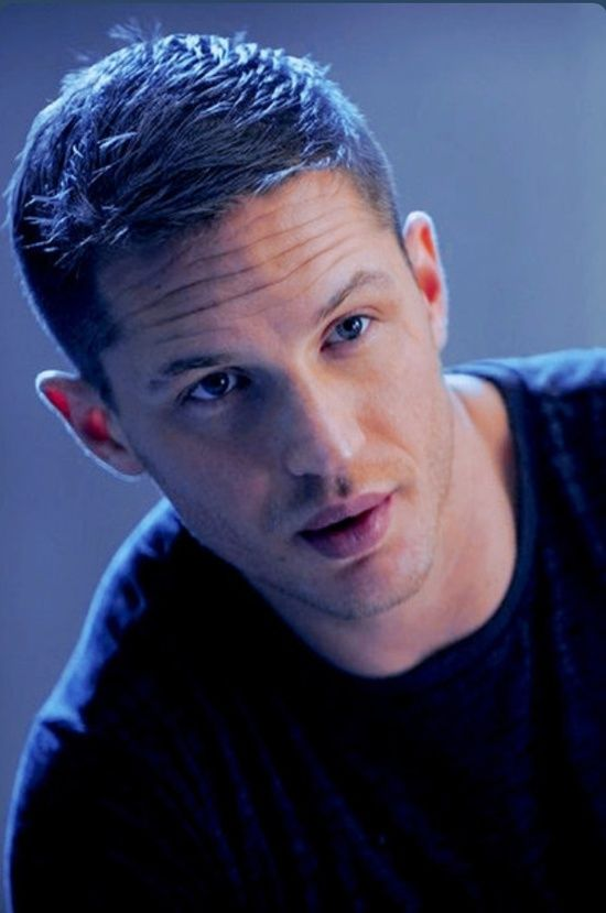 """Tom Hardy - LOVED his little laugh in """"This Means War""""."""