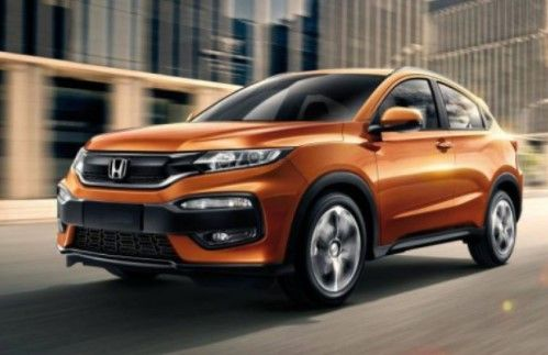 2020 Honda Hr V Review Price Release Date Redesign Honda Hrv Honda New Suv