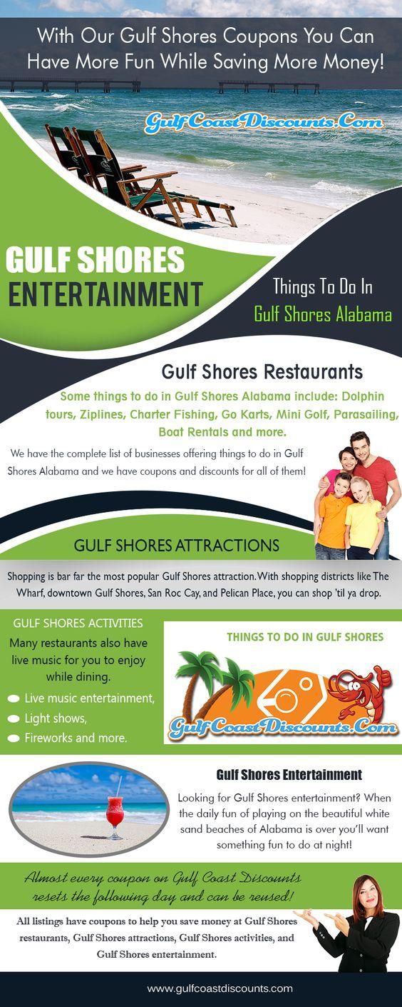 Gulf Shores Entertainment