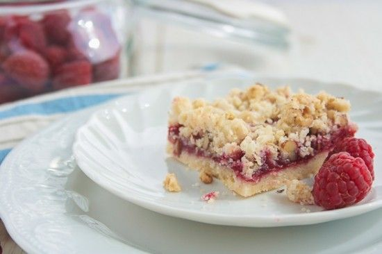 Really good with rhubarb also. My mom used to make something like this. Was one of my favorites!