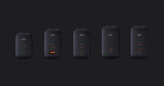 شارژرهای سریع Aukey مبتنی بر فناوری GaN
