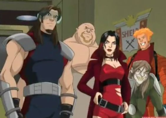 Rogue X Men Evolution Future Google Search X Men Evolution Scarlet Witch X Men