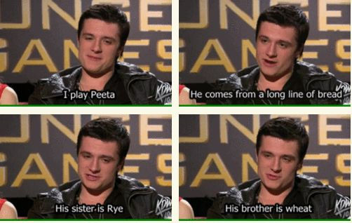 Josh makes bread jokes.
