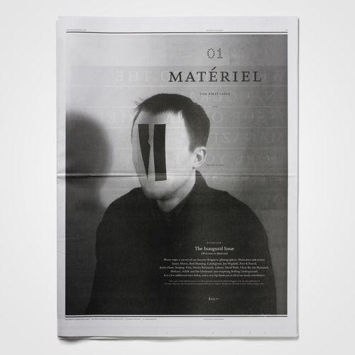 Matériel Magazine Michael Freimuth