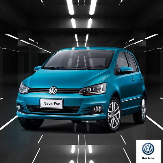 O #NovoFox conta com sensores dianteiro e traseiro de estacionamento. Isso ajuda a fazer baliza até em lugares estreitos.  www.webconsorciovolkswagen.com.br