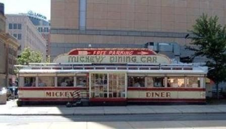 Eat at Mickey's in St. Paul, MN