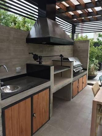 10 Outdoor Kitchen Ideas And Design Asadores De Patio