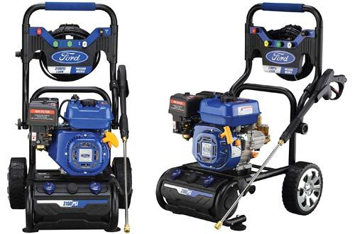 Top 10 Best Most Powerful Gas Electric Pressure Washers Reviews Pressure Washer Electric Pressure Washer Best Pressure Washer
