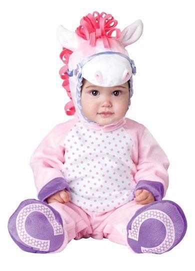 Pretty Lil' Pony Baby Costume S-L
