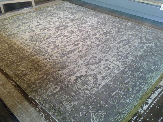Serapi Imprints by Laura Walker for Verde Home