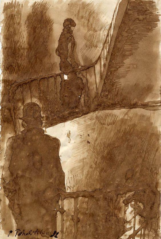Pavel Tchelitchew   Abstract /Surrealist painter   Tutt'Art@   Pittura * Scultura * Poesia * Musica  