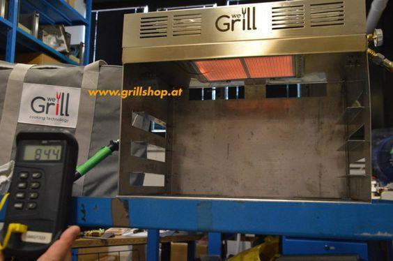 WeGrill Young 850 Grad Steak Infrarot Grill-NEU !! - www.grillshop.at
