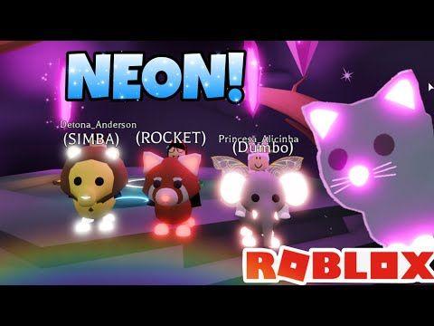 Adopt Me Neon Pets Google Search Goruntuler Ile Cizim