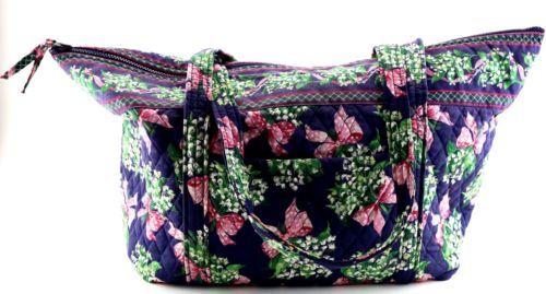 Womens VERA BRADLEY Tote Bag https://t.co/8o1fiMrvPY https://t.co/pUKWZw8cEs