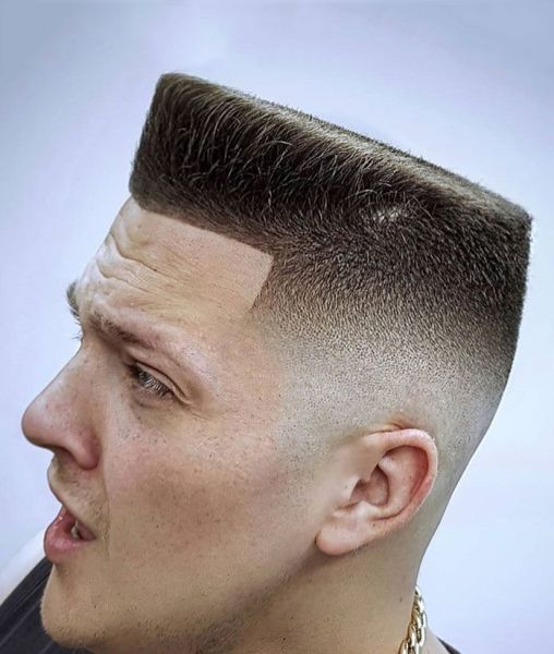 Haircut Flat Top Haircut Haircuts For Men Mens Haircuts Fade