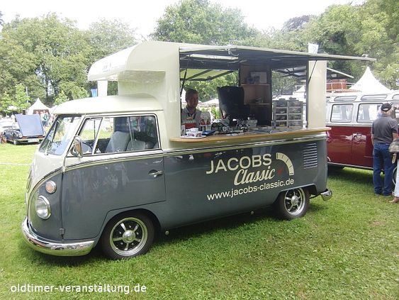 volkswagen t1 umgebaut foodtrucks pinterest volkswagen retro und essen. Black Bedroom Furniture Sets. Home Design Ideas