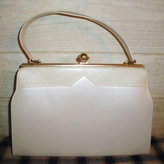 Mad Men Retro Air Step Handbag   Vintage by MuzettasWaltz on Etsy, $38.00