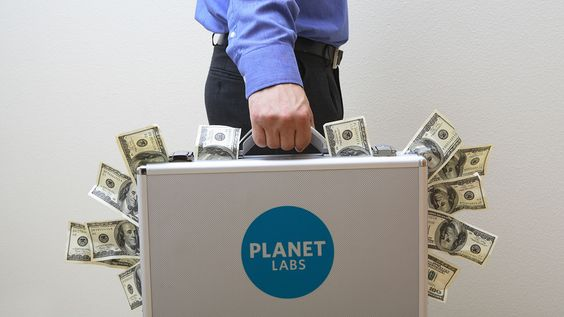Planet Labs Secures $95 Million Funding
