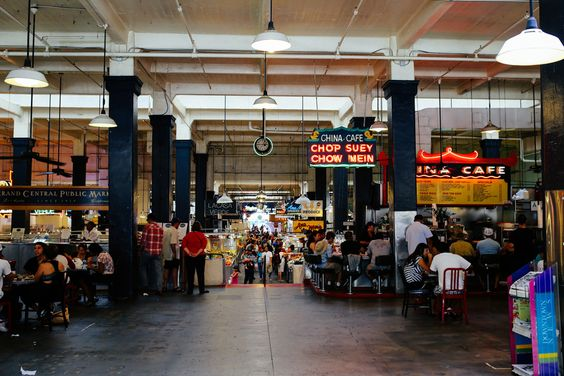 Grand Central Market - Los Angeles | Local Wanderer