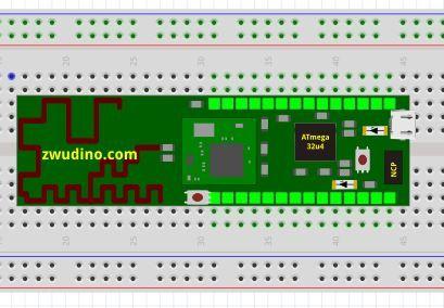 ZWudino - universelles Z-Wave SmartHome Module für Arduino. IoT leichtgemacht mit Z-Wave und ZWudino