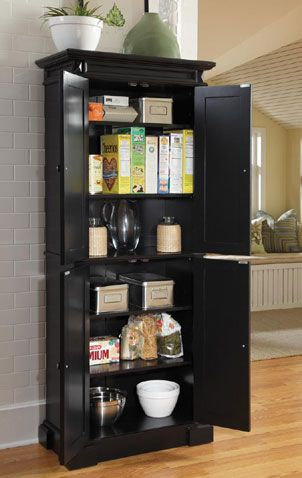 Kitchen Pantry Cabinet If I Have Enough Room In My New