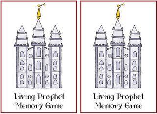 Apostle memory game