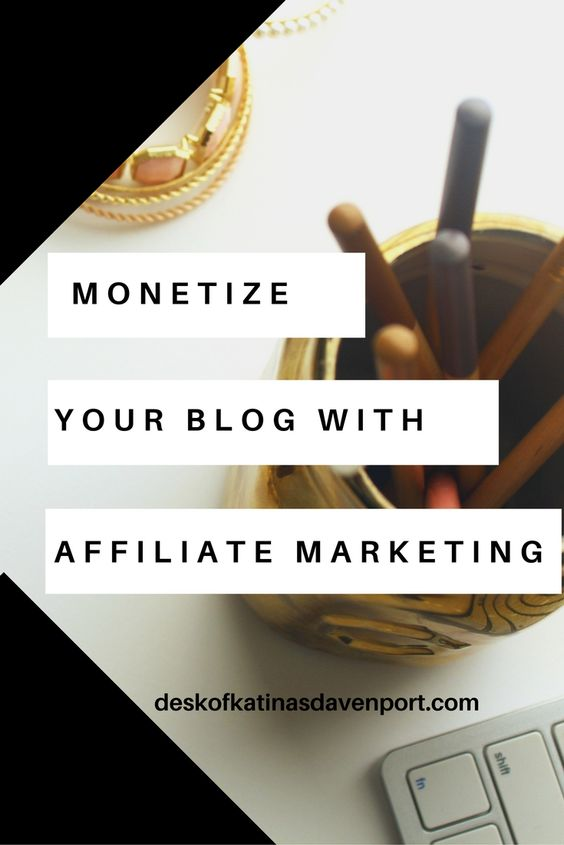 Monetize your blog with affiliate marketing. It is one of the lucrative ways you can start making money from home on your blog. Read this page to learn if affiliate marketing is right for you.