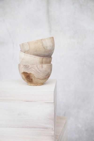 THE WOOD COLLECTOR | Wooden Bowls