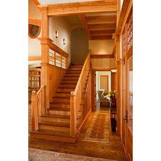 Edit ideabook Craftsman stairway