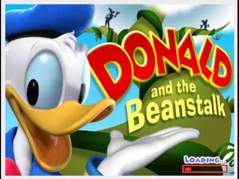 Mickey Mouse Clubhouse Full Episode - Donald Duck and The Beanstalk - Mickey Mouse Game