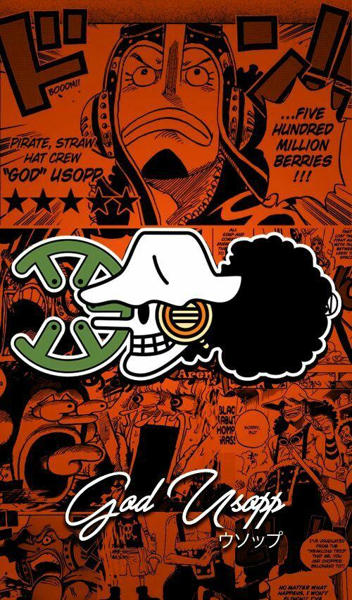 God Usopp One Piece One Piece Logo One Piece Images One Piece Manga