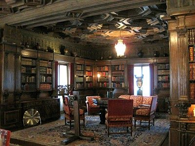 Fantastic 17 Best Images About Paneled Libraries Libraries Ceilings And Woods Largest Home Design Picture Inspirations Pitcheantrous