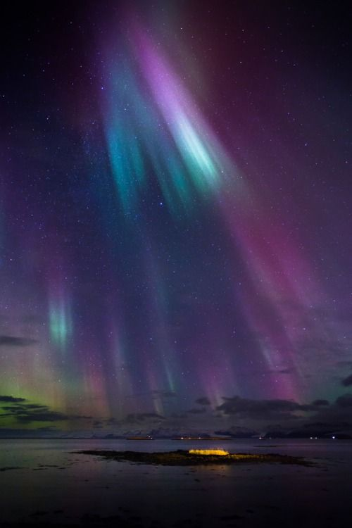 Northern Lights (5) (by greenzowie)