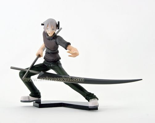 "Soul Eater Trading Arts Vol. 2 - Dr. Stein Figure. ""Stein....**shakes fist**...I will own you....!!! <3 <3 ~Chi"""