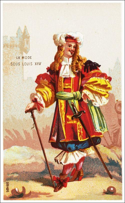 La Mode Sous Louis Xiv Roi Soleil Anne D Autriche Ancien Regime