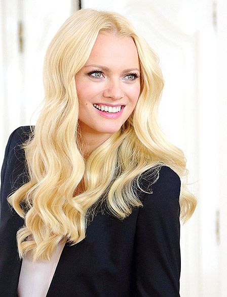 Franziska Knuppe: 'Blond ist immer etwas Besonderes'