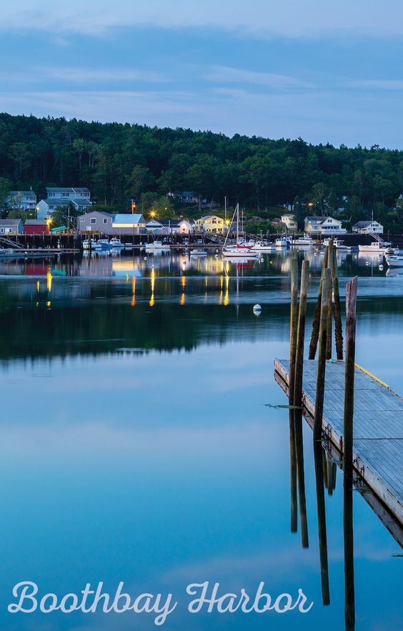 Whale watching and yachting in Boothbay Harbor, ME? Sounds like summer.