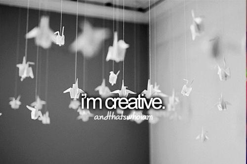 i'm creative