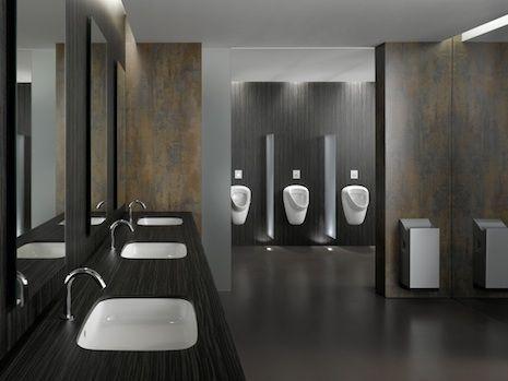 Public Restroom Design Photos