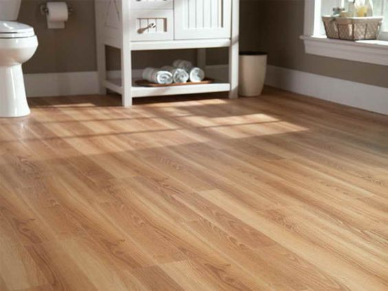Allure Vinyl Wood Plank Flooring Home Improvement